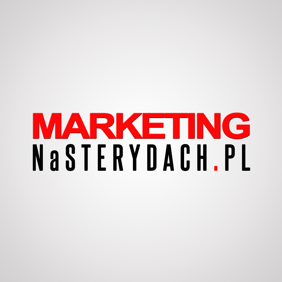 marketing na sterydach logo